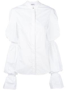 рубашка с присборенными рукавами  Dondup