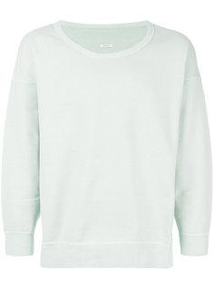 классический приталенный свитер  Visvim