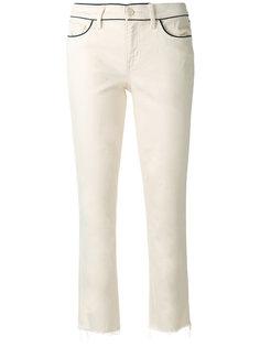 прямые джинсы Tory Burch
