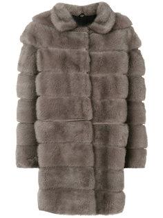 oversized coat Simonetta Ravizza