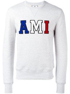 толстовка с логотипом ami Ami Alexandre Mattiussi