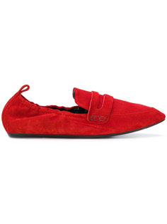 elasticated loafers Lanvin