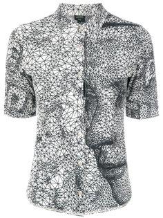 рубашка с короткими рукавами  Jean Paul Gaultier Vintage