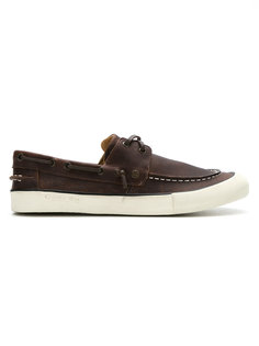 leather loafers Osklen