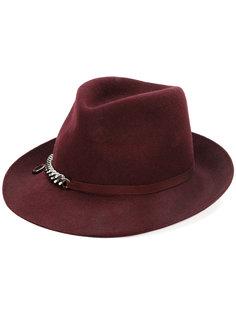шляпа с цепочкой  Stella McCartney