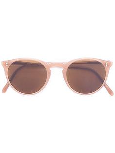 солнцезащитные очки в оправе кошачий глаз Oliver Peoples