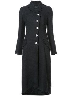 пальто с крупными пуговицами Proenza Schouler