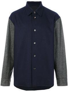 куртка с контрастными рукавами  Marni