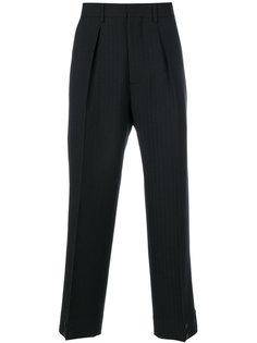 брюки с манжетами на пуговицах Marni