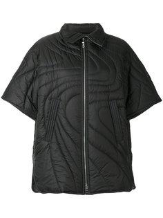 стеганая куртка свободного кроя Emilio Pucci