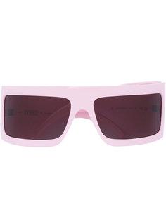 солнцезащитные очки с широкой оправой  Gianfranco Ferre Vintage