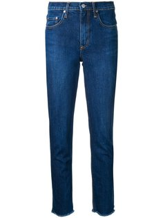 джинсы True Jean Ankle Revived Nobody Denim