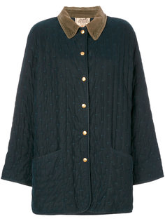 пальто с вышивкой  Hermès Vintage