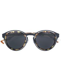 солнцезащитные очки округлой формы Dior Eyewear