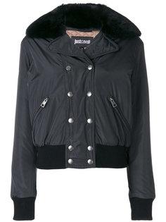 классическая приталенная куртка  Just Cavalli