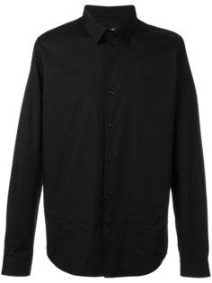 классическая рубашка с воротником Ami Alexandre Mattiussi