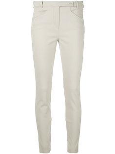 брюки узкого кроя Loro Piana