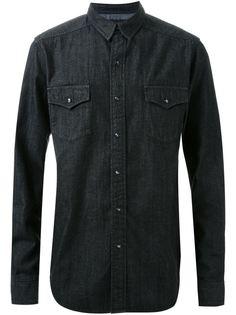 джинсовая рубашка  Hl Heddie Lovu