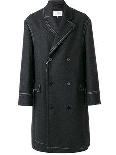 классическое пальто Maison Margiela