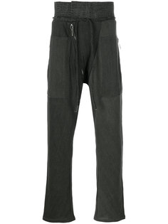 свободные брюки Taichi Murakami