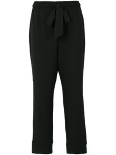 cropped tailored trousers Ganni