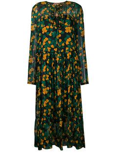 платье с пышной юбкой Nº21