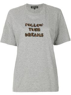 футболка Alex Follow Your Dreams  Markus Lupfer