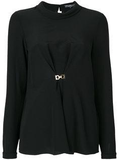 блузка Double Gancio Salvatore Ferragamo