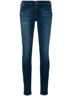классические облегающие джинсы 7 For All Mankind
