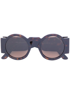 oversized round sunglasses Tom Ford Eyewear