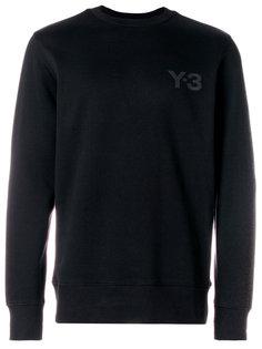 front logo sweatshirt Y-3