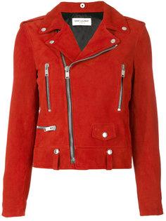 мотоциклетная куртка Saint Laurent