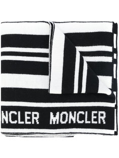 шарф в полоску Moncler
