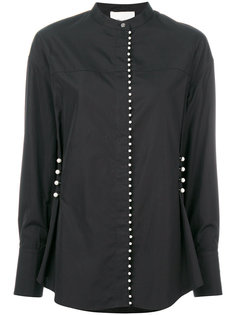 faux pearl embellished shirt 3.1 Phillip Lim