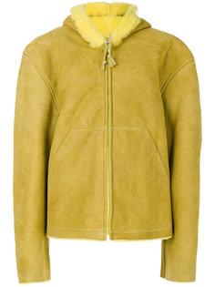 куртка на молнии с капюшоном  Yeezy