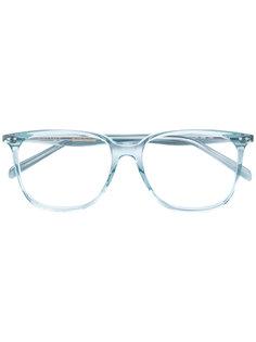 square frame glasses Céline Eyewear