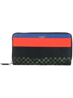 кошелек в полоску Givenchy
