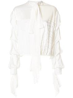 блузка soft tudor J.W.Anderson