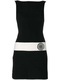 платье без рукавов  Chanel Vintage