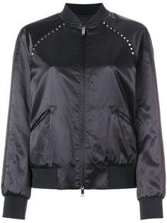 куртка Rockstud Untitled Valentino