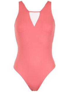 panelled swimsuit Brigitte