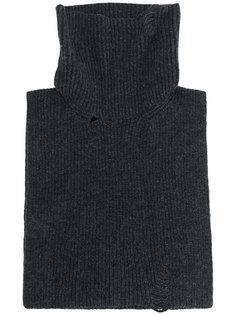 шарф-воротник с высоким горлом Lanvin