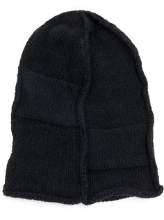 классическая вязаная шапка Masnada