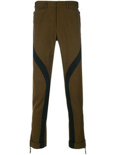 брюки в стиле милитари  Jean Paul Gaultier Vintage