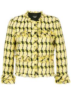 твидовый пиджак  Boutique Moschino