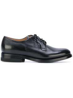 casual derby shoes Silvano Sassetti