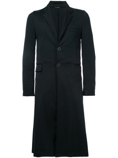 длинное пальто Comme Des Garçons Vintage