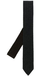 классический галстук Ermenegildo Zegna