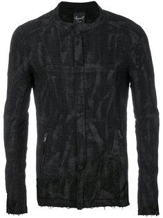куртка без воротника  Fagassent