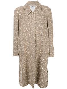 вязаное пальто  Chanel Vintage